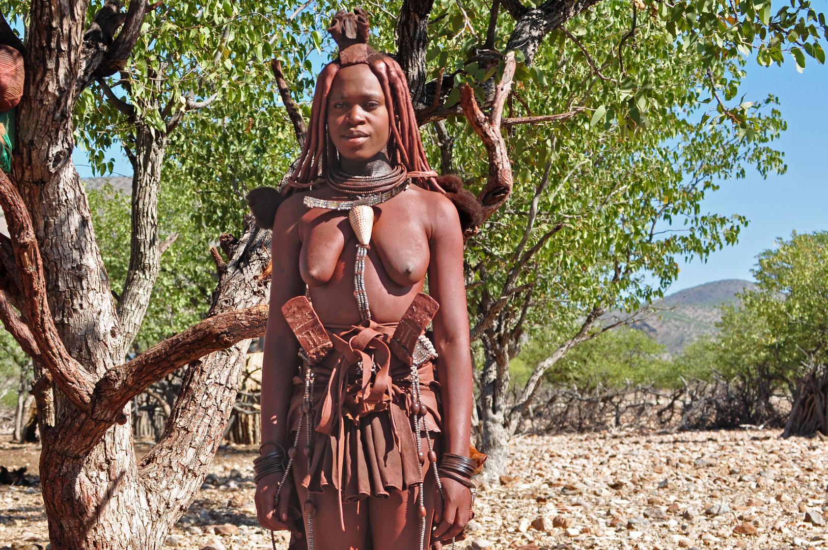Zu Gast im Himbadorf (2)