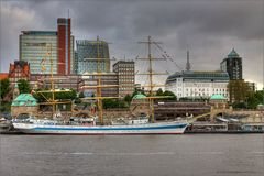 Zu Gast in Hamburg