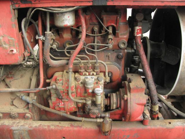 Zu welchem Fahrzeug gehört der Motor...