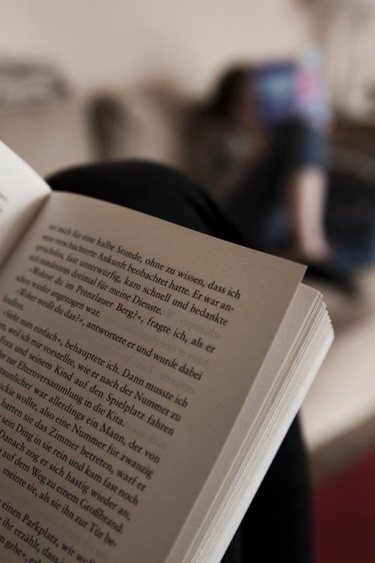Zu zweit liest's sich besser