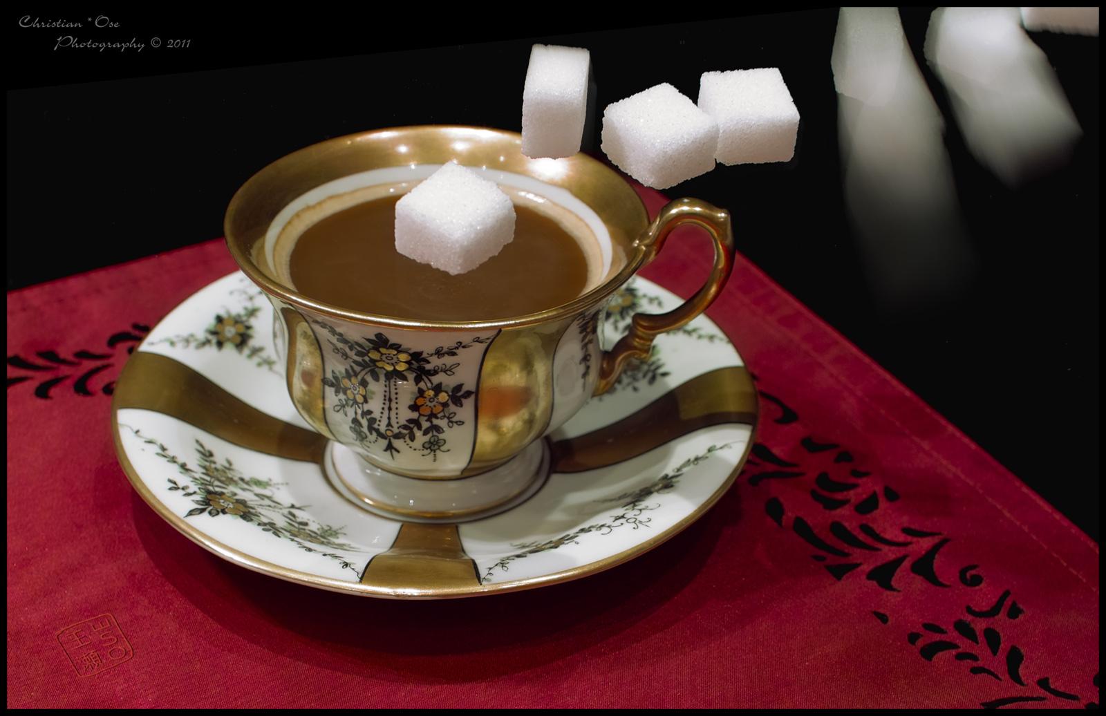 zucker im kaffee foto bild stillleben essen trinken tee und kaffee bilder auf. Black Bedroom Furniture Sets. Home Design Ideas