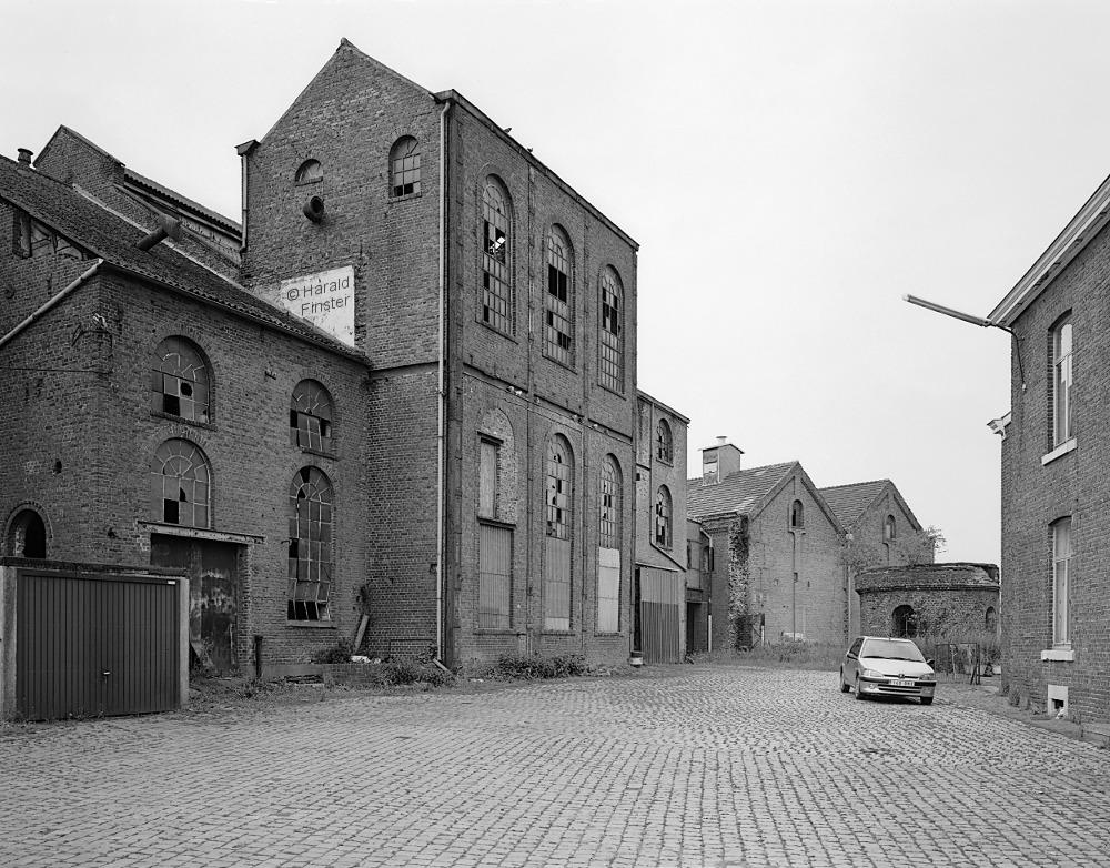 Zuckerfabrik Fexhe le Haut Clocher