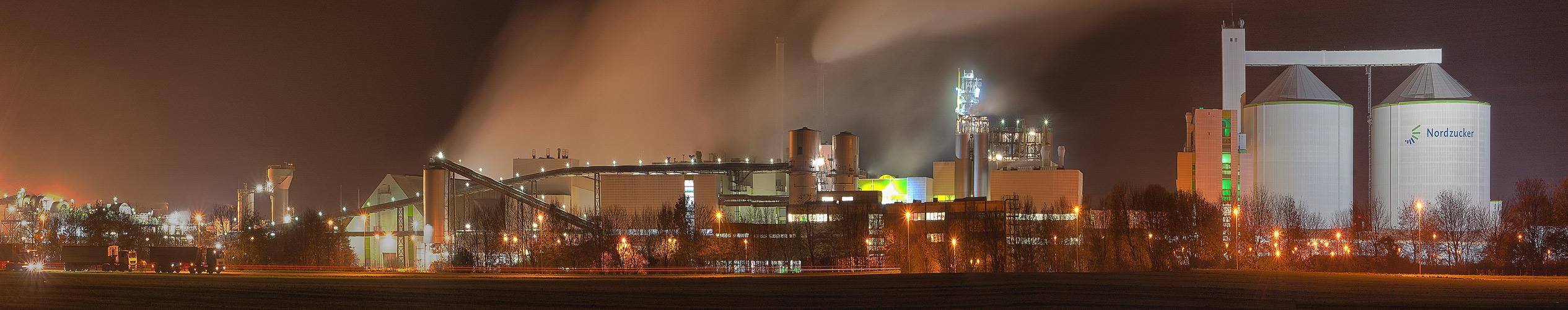Zuckerfabrik Klein Wanzleben...