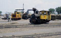 Zuckerfabrik PG Gempolkerep, Mojokerto (Java, Indonesien), September 1999
