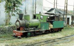 Zuckerfabrik PG Jatibarang, Tegal (Java, Indonesien), 9.Juli 2002