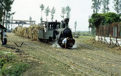 Zuckerfabrik PG Pangkah, Tegal (Java, Indonesien), Juli 2002