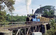 Zuckerfabrik PG Purwodadi, Ngawi (Java, Indonesien), Juni 2003