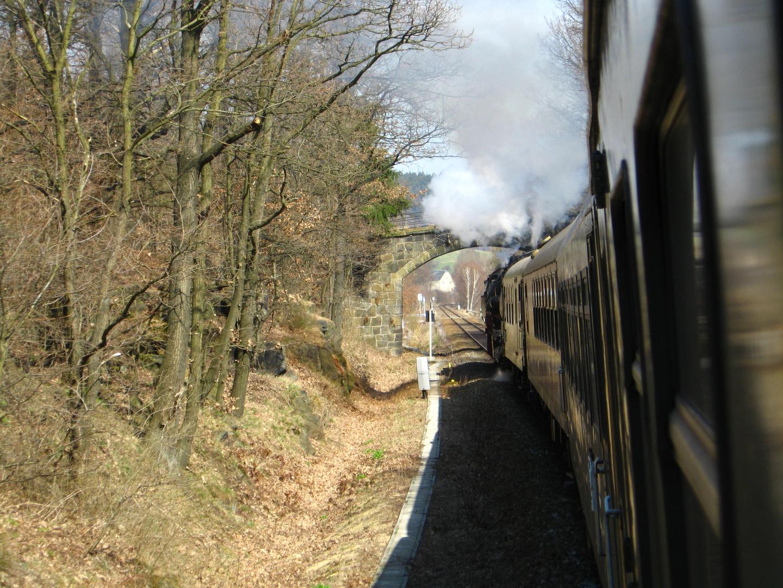Züge fahren weiter
