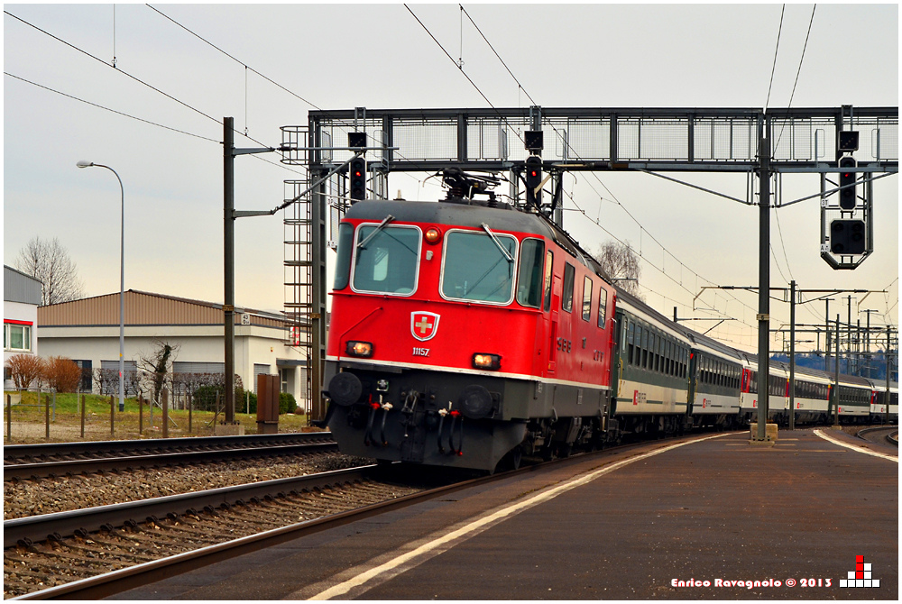 Züge im 3-Minuten-Takt