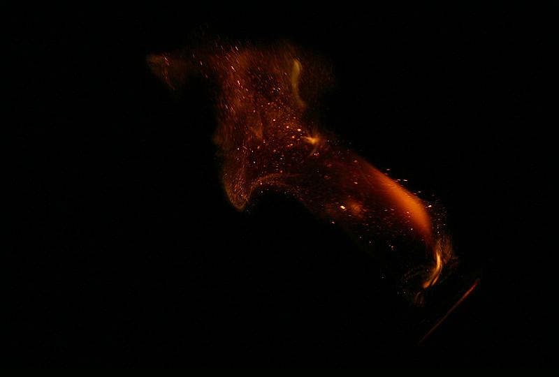 Zündung eines Feuerzeugs #3