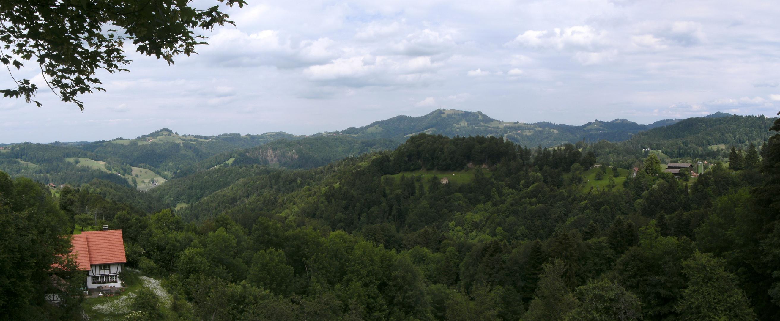 Zürcher Oberland Panorama