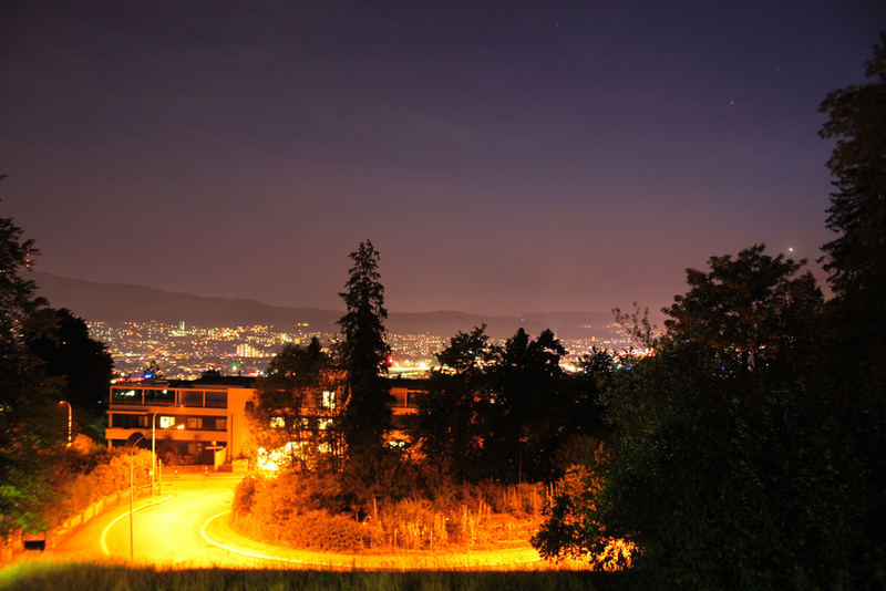Züri by night