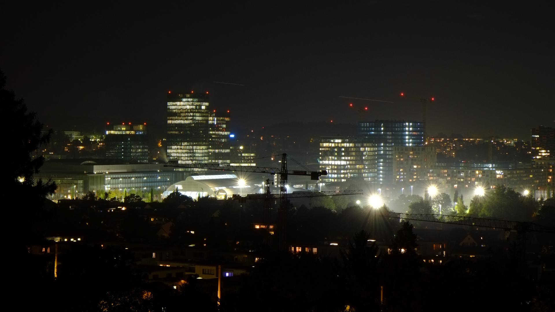 Züri-Nord by night