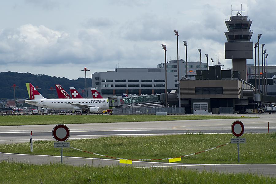 Zürich Airport 1/4