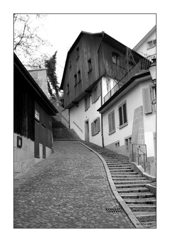 Zürich Altstadt (reloaded)