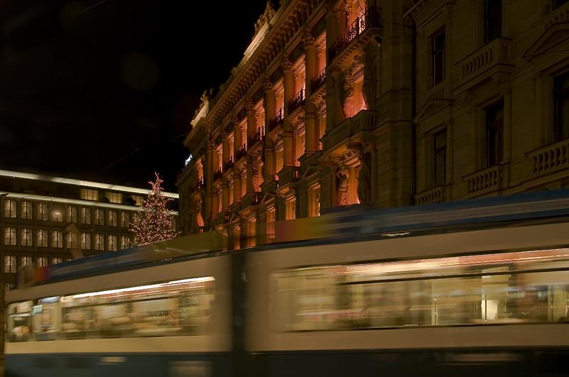 Zürich am 2. Adventsonntag