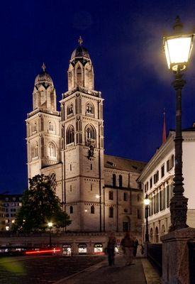 Zürich bei Nacht II