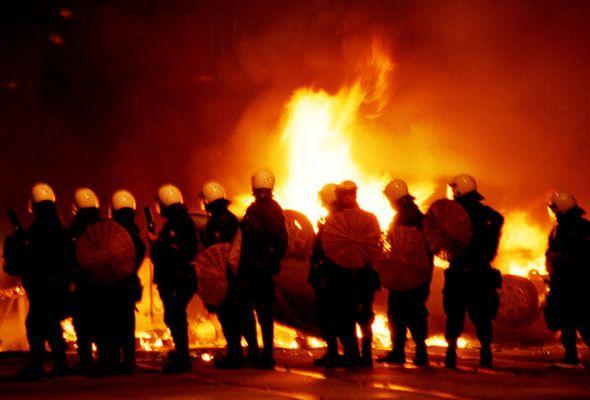 Zürich brennt 2