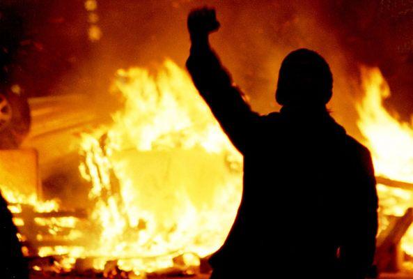 Zürich brennt