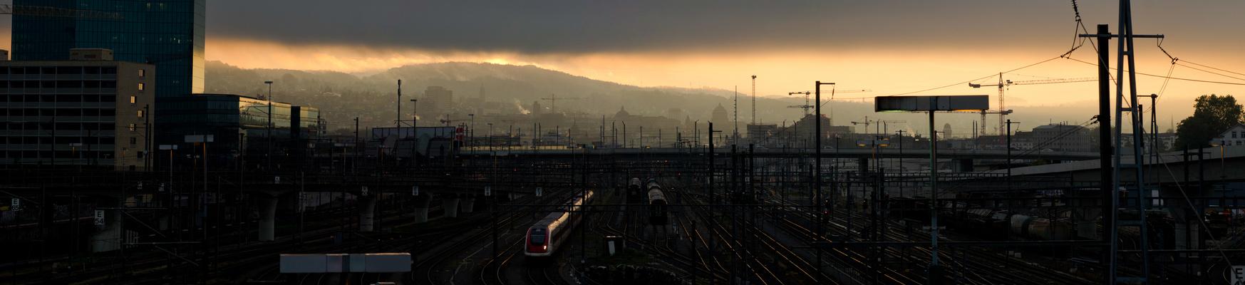- Zürich erwacht -