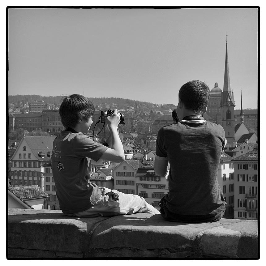 Zürich FotografenNachwuchs