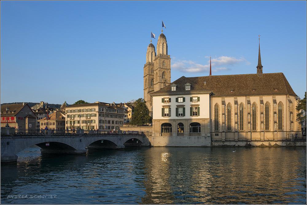 Zürich I - Grossmünster