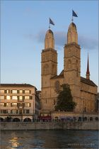 Zürich II - Grossmünster