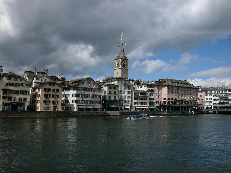 Zürich (Leica Digilux2)