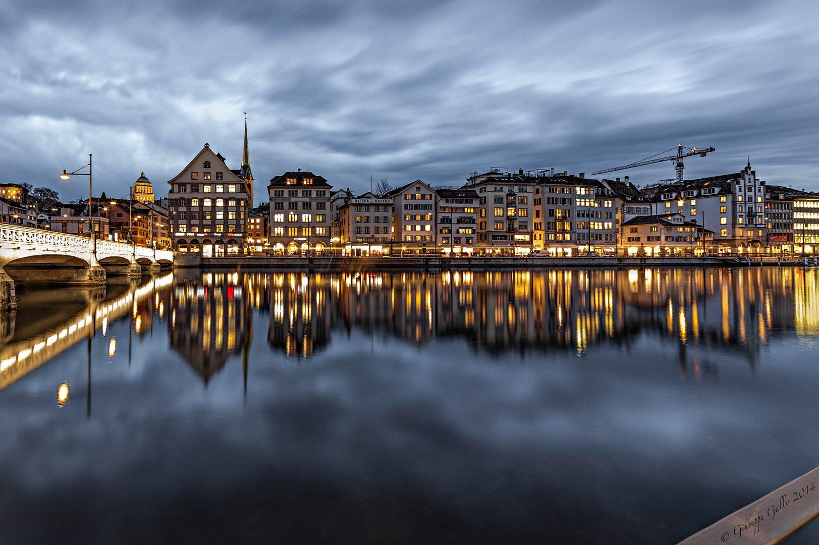 Zürich Limmatquai