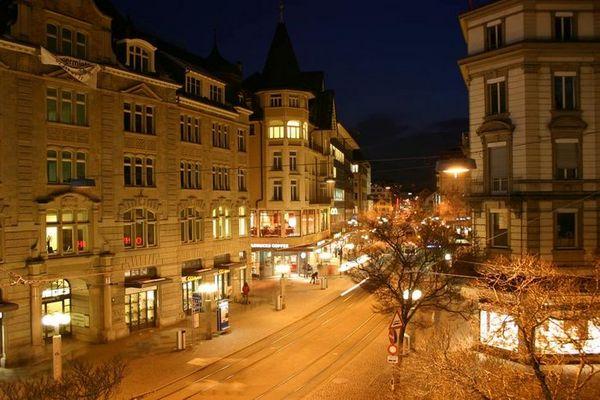 Zürich Stauffacher