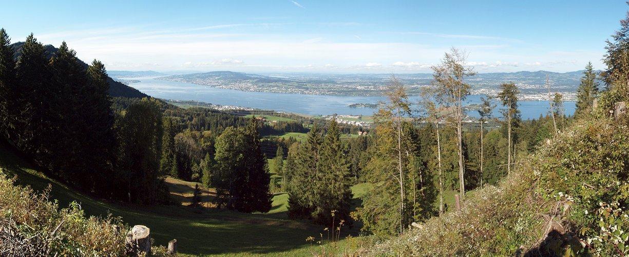 Zürichsee ...