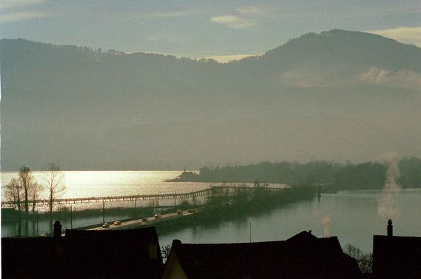 Zürichsee bei Rapperswil