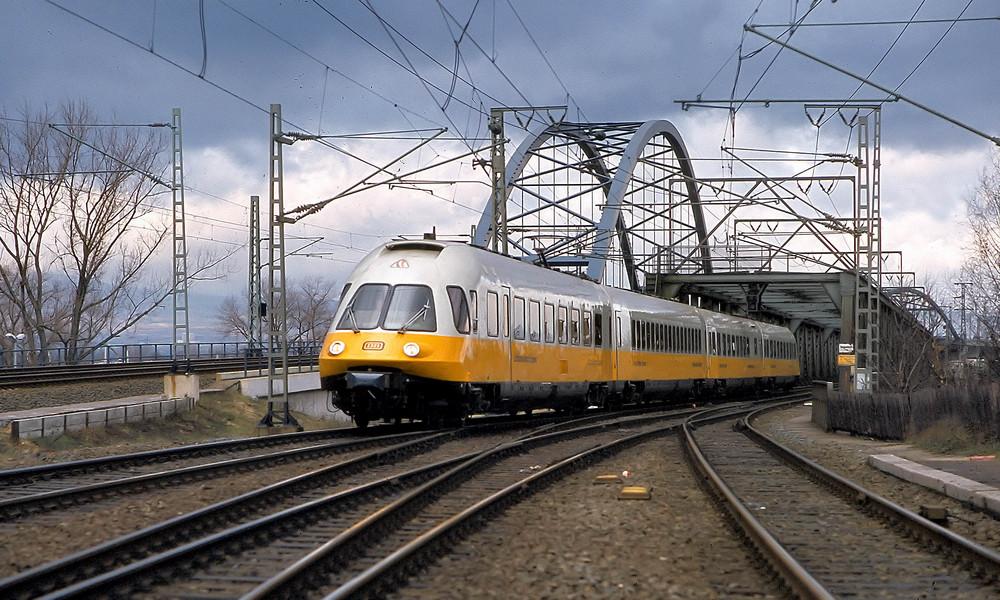 Zug - Brücken