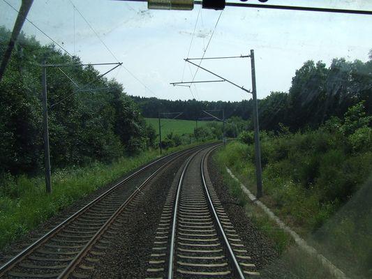 Zug fahren macht spass