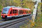 Zug im Nahverkehr