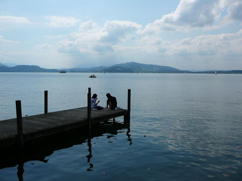 Zug lake, Switzerland, 2007