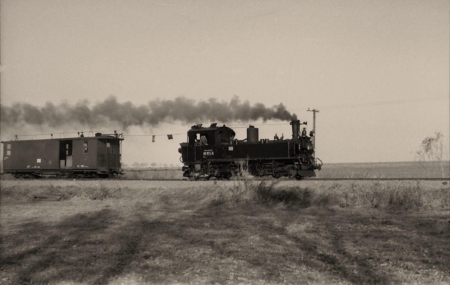 Zug ohne Fracht