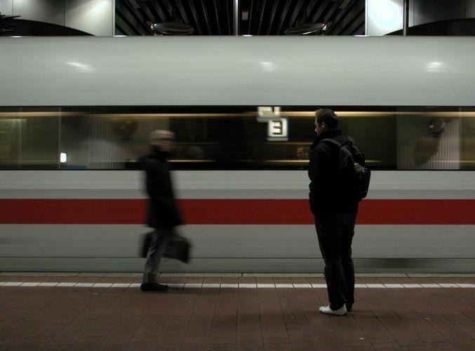 Zug Reise