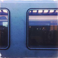 Zug um Zug. ..in und auf der Bahn. .
