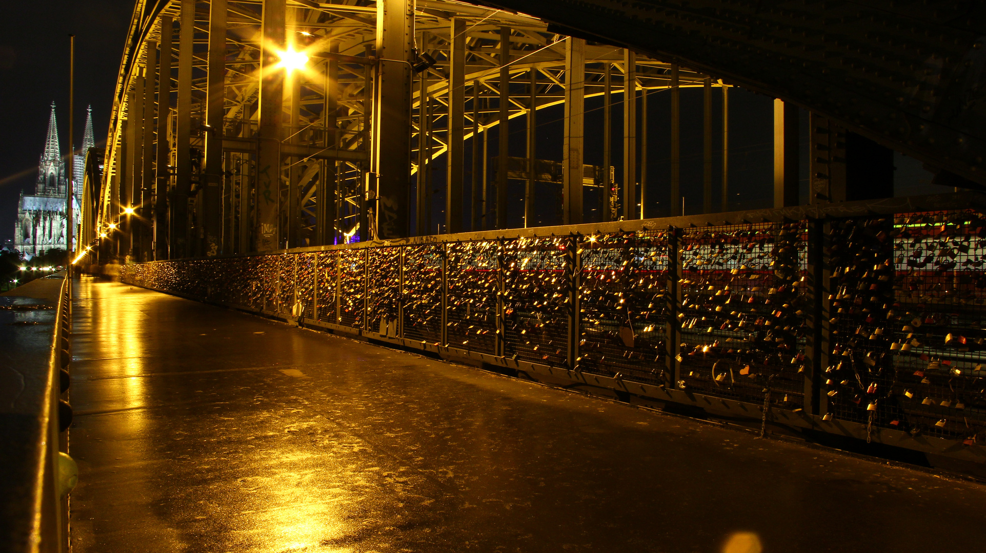 Zugbrücke Köln