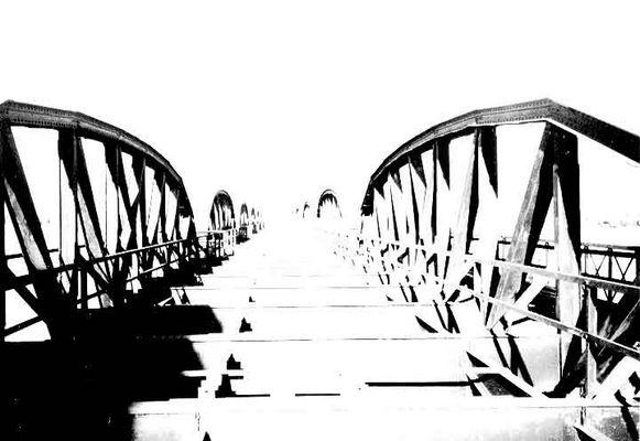 Zugbrücke - Wendland an der Elbe