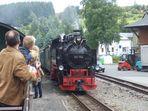 Zugkreuzung in Neudorf