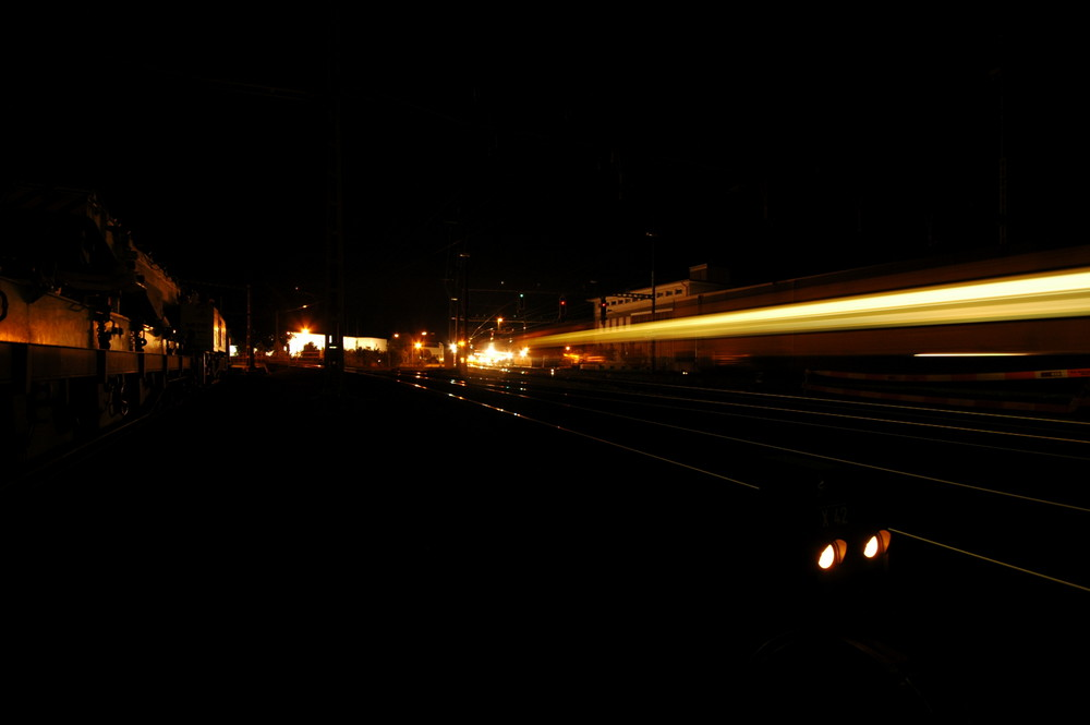 Zug@night