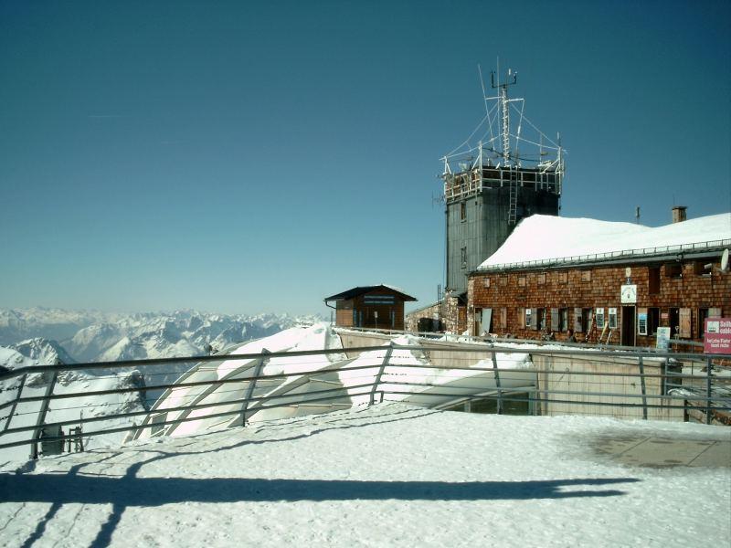 Zugspitze 2003