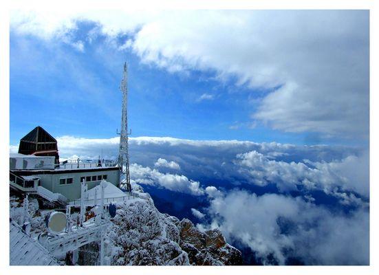 Zugspitze im Juli