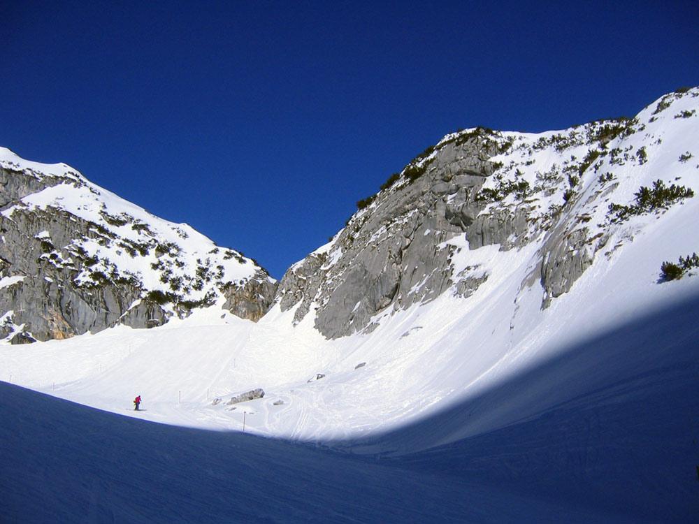 Zugspitze in Farbe
