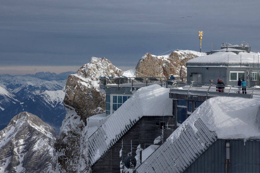Zugspitze/ Plateau