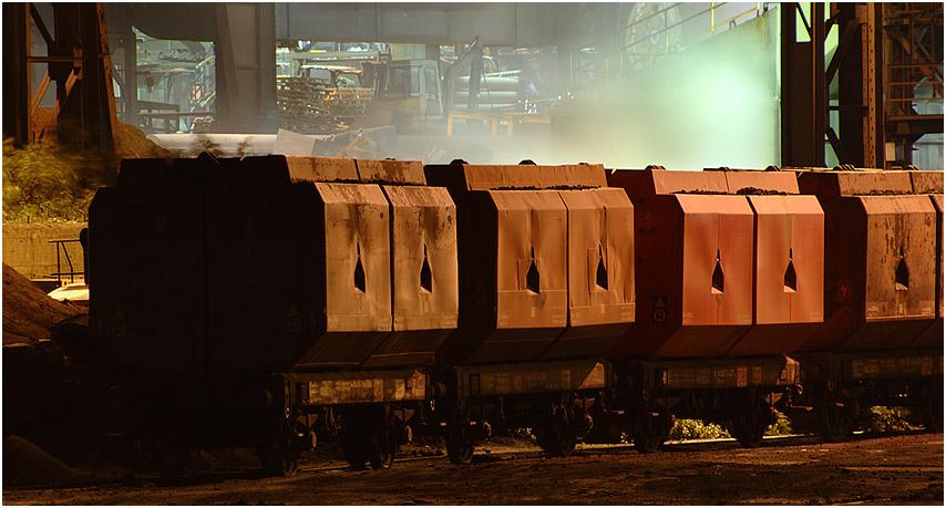 Zugverkehr - DK Recycling
