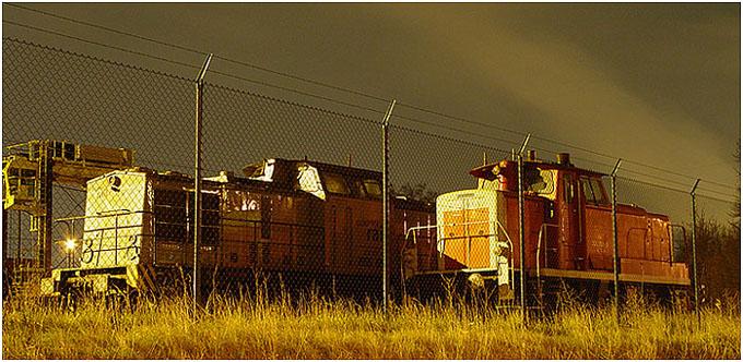 Zugverkehr - Logport Duisburg