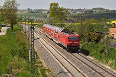 Zugverkehr rollt wieder